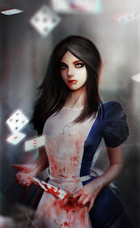 ���� Alice / ����� �� ���� American McGees Alice: Madness Returns, by SiriCC