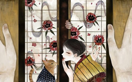 ���� ������� � ��� � ���-�� �������, by yumi