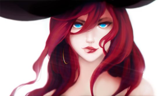 Фото Miss Fortune / Мисс Фортуна из игры League of Legends / Лига Легенд, by Shikipo