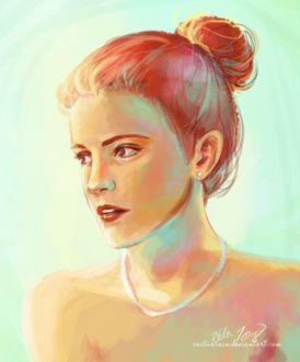 ���� Emma watson / ���� ������, by cactusrain on DeviantArt