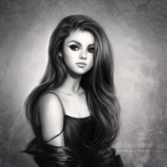 ���� Selena / ������ �����, by daekazu