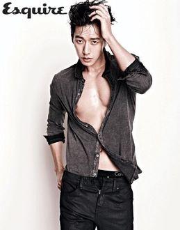 ���� ������������� ����� ��� �� ���� / Park Hae Jin �������� ��� Esquire