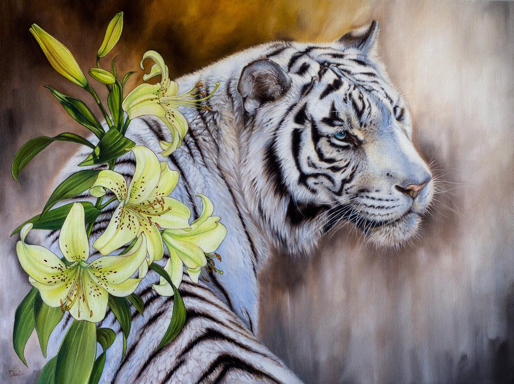 Открытки с изображением тигров, открытки летием мужчине