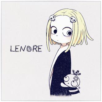 Фото Lenore / Ленор из мультсериала Lenore, the Cute Little Dead Girl / Ленор, маленькая мертвая девочка, by a y u