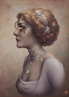 ���� ��� �� Lily Elsie / ���� ���� - ���������� ���������� ������� � ������ ������������� ���, by JuneJenssen
