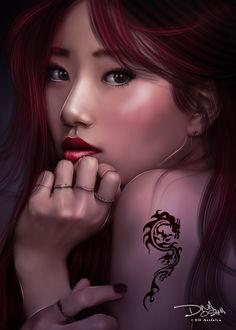 ���� ������������� ������� � ������ Bae Soo Ji / �� �� ��� / Suzy / ����, by Artfolio