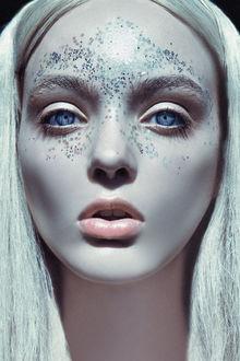 Фото Девушка с ледяными глазами, by Avine