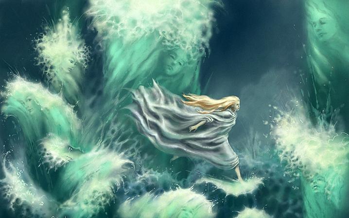 Картинки из бегущей по волнам