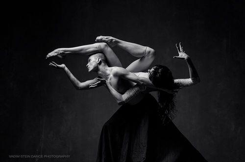 Фото Парень с девушкой в танце, фотограф Vadim Stein