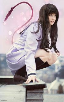 Фото Косплей Хиери Ики / Hiyori Iki из аниме Бездомный бог / Noragami, by Katrix