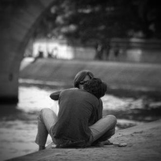 Фото Парень обнимает девушку, фотоограф matiP