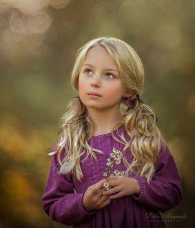 Фото Милая симпатичная девочка, фотограф Lilia Alvarado