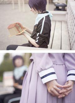Фото Косплей Hiyori Iki / Хиери Ики и Yato / Ято из аниме Noragami / Бездомный Бог, by Torati
