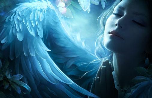 Фото Плачущий ангел, by ElenaDudina