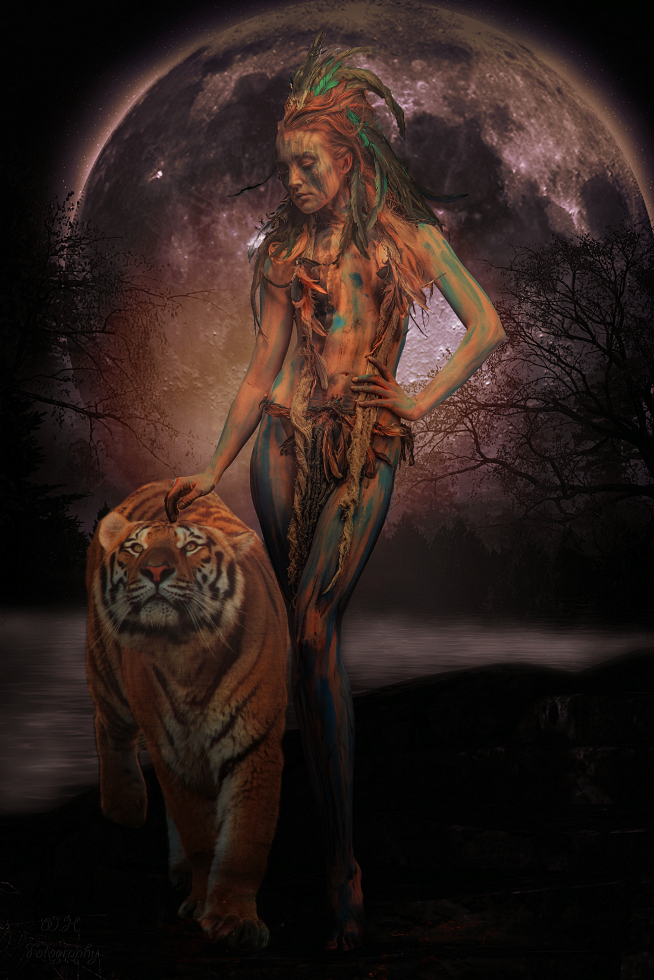 Дева тигр женщина 2018