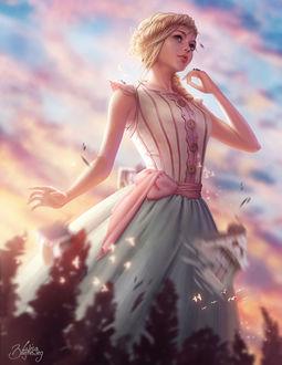 Фото Alice / Алиса из сказки Alice in Wonderland / Алиса в стране чудес, by Zolaida