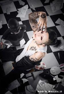 Фото Косплей Uta / Ута из аниме Токийский монстр / Tokyo Ghoul