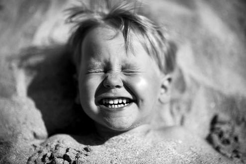 Фото Радостный ребенок, фотограф Евгения