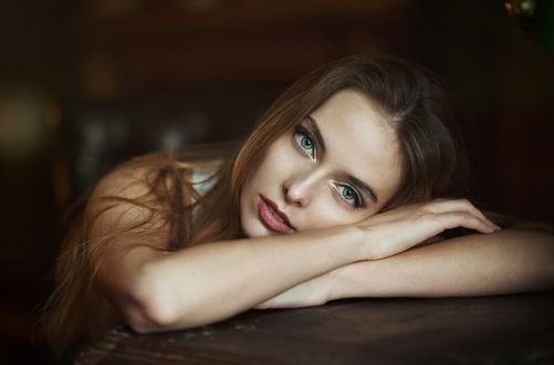 Фото Модель Амина Katinova, фотограф Максим Максимов