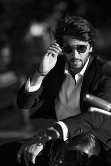 Фото Парень в солнцезащитных очках, фотограф SAHAROZA Александра Аксентьева