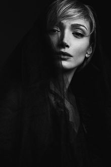 Фото Девушка с прозрачной накидкой, фотограф Ярослав Мончак