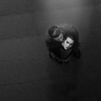 Фото Парень обнимает девушку, фотограф An La