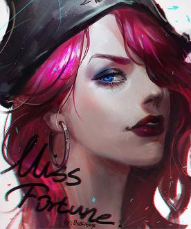 Фото Miss Fortune / Мисс Фортуна из игры League of Legends / Лига Легенд, by OrekiGenya