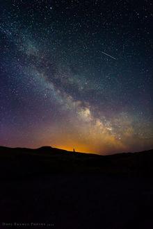 Фото Ночное звездное небо, by Dooj Brawls