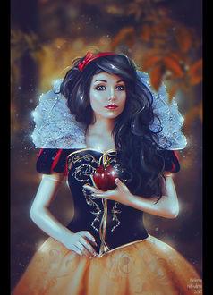 Фото Snow White / Белоснежка, by Nikulina-Helena