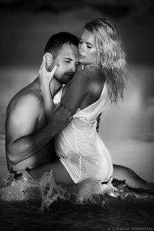 Фото Влюбленные в воде, фотограф Liutauras Paskevicius