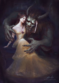 Фото Красавица и чудовище / Beauty and the Beast, by Enveniya