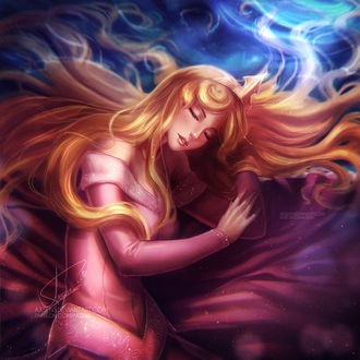 Фото Принцесса Аврора / Aurora из мультфильма Спящая красавица / Sleeping Beauty, by Axsens