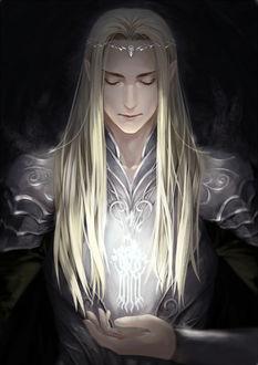 Фото Трандуил / Тhranduil, персонаж повести Дж. Р. Р. Толкина «Хоббит, или Туда и обратно»