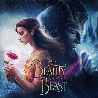 Фото Красавица и чудовище / Beauty and the Beast, by Axsens