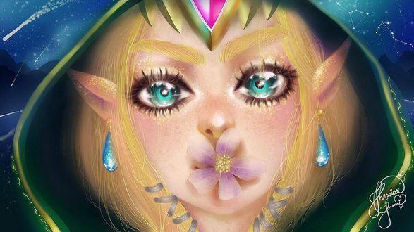 Фото Princess Zelda / Принцесса Зельда из игры Zelda no Densetsu / Skyward Sword, by JhessyJay