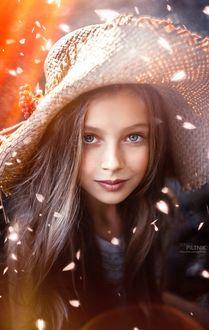 Фото Портрет милой девочки, фотограф Sergey Piltnik