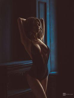 Фото Девушка в нижнем белье, by DanHecho