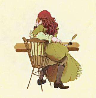 Фото Мужчина сидит на стуле и обнимает девушку, сидящую у него на коленях