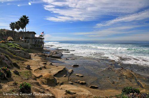 Фото Дом на морском побережье, by Veronique Derouet