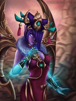 Фото Персонаж из игры League of Legends / Лиги Легенд, by Nindei