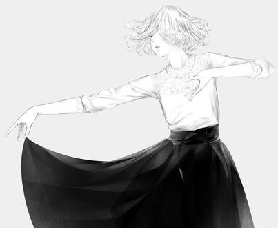 Фото Девушка в танце, by 爽々