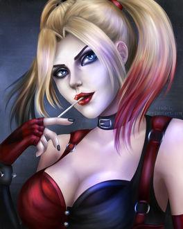 Фото Harley Quinn / Харли Квинн из фильма Отряд самоубийц / Suicide Squad, by Nindei