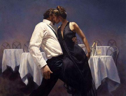 Фото Парень с девушкой в танце, by Hamish Blakely