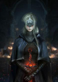 Фото Fire keeper / Хранительница огня из игры Dark Souls / Темные Души, by KristinaToxicpanda