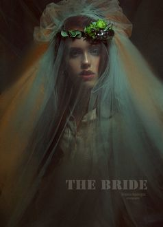 Фото Девушка - невеста в фате, фотограф Надежда Шибина