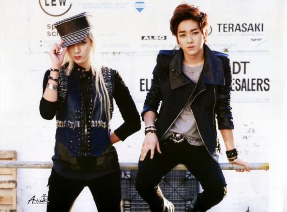 Фото JR (Jonghyun) / ДжэйА и Ren / Рен из группы NUEST (New East), South Korea / Южная Корея