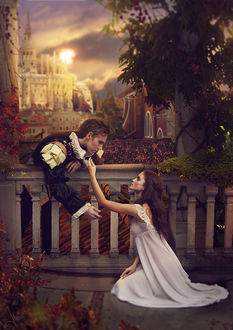 Фото Ромео и Джульетта, by ilona-veresk