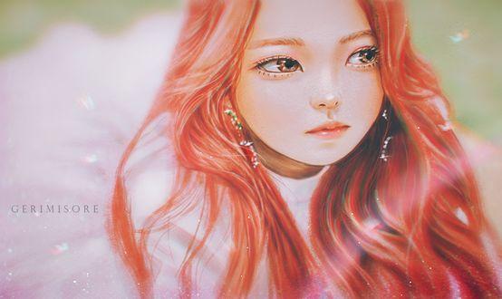 Фото Yeri / Йери / Ким Йе Рим / Kim Ye Rim из южно-корейской группы Red Velvet, by ririss
