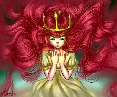 Фото Princess Aurora / Принцесса Аврора из игры Child of Light / Дитя Света, by Astral-Chan