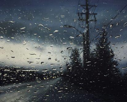 Фото Вид из окна авто, by straewefin